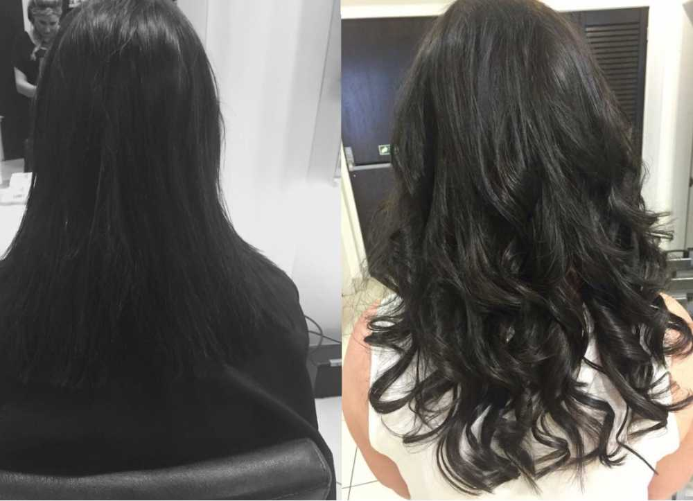 Get Big Bouncy Hair With Great Lengths Hair Extensions