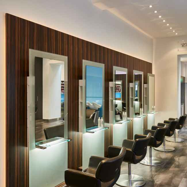 Best Hairdressers Amp Scottish Salon In Glasgow Rainbow